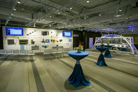 New Omron Americas Headquarters Opens in Chicago with State-of-the-Art Automation Center for Customer Use