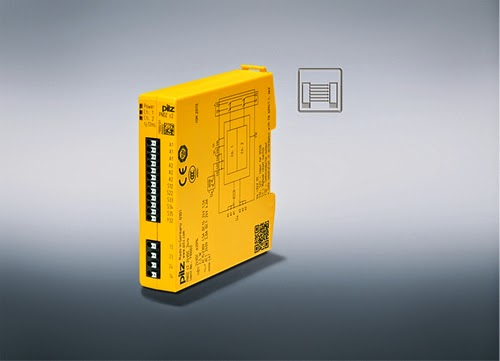 New safety relay PNOZ c2 from Pilz - Fast light beam device monitoring