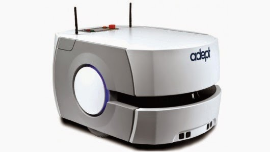 Adept Technology Introduces New Mobile Robot Localization Technology