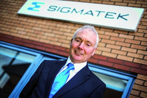 SIGMATEK goes UK with a New Subsidiary in Nottingham