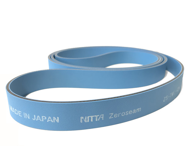 Nitta Corporation's New Zeroseam Seamless Belts with freely configurable dimensions
