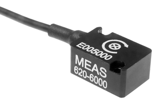 Accurately Measure Angular Velocity in Harsh Environments with Measurement Specialties' New Rate Sensor