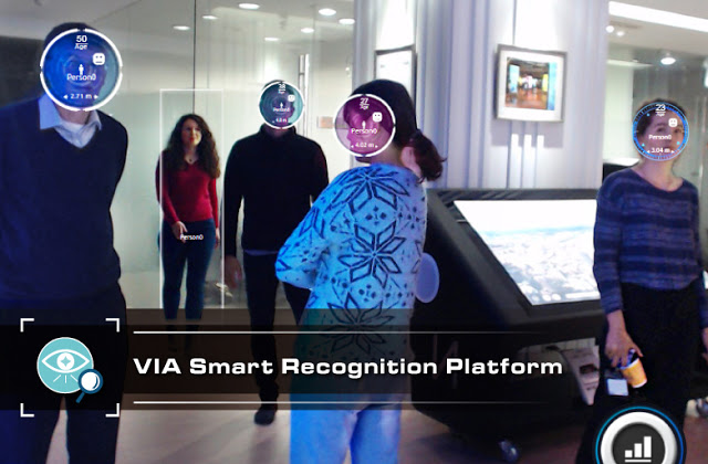 VIA Unveils VIA Smart Recognition Platform at Embedded World 2018