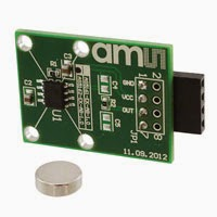 Highly reliable position sensor IC from ams provides accurate position data for latest active chassis control systems