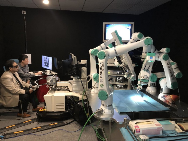 Energid Enables Fast, Cost-Effective Development of Modular Robotic Surgery Systems for Underserved Countries