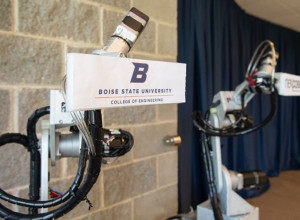 NEXCOM Partners with Boise State University to Bring Robotics to Engineering Curriculum