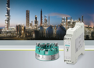 Siemens Transmitter offers high reliability in Temperature Measurement