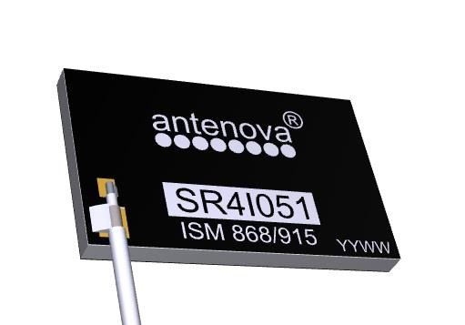 Antenova responds to demand for wireless lighting with a 1.6mm high REFLECTOR Antenna for metal surfaces