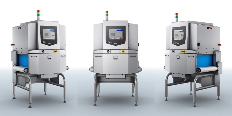 Ishida Europe's New X-Ray Models Ideal for Large Items