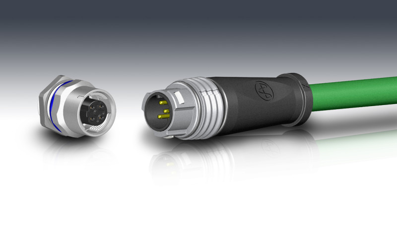 Yamaichi Electronics and TE Connectivity to produce and promote new M12 push-pull connectors