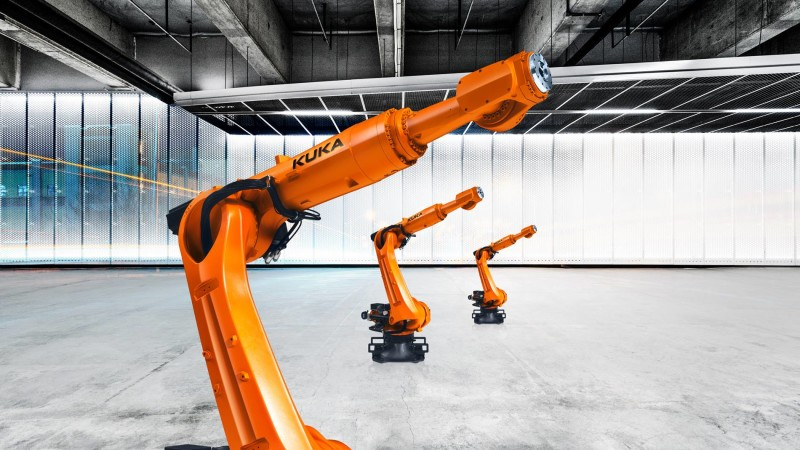 KUKA launches new generation of the KR QUANTEC series