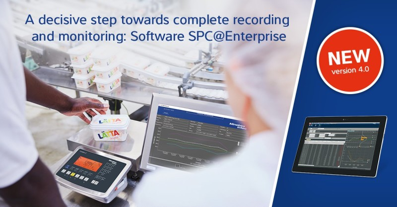 Minebea Intec launched a new version of SPC@Enterprise software