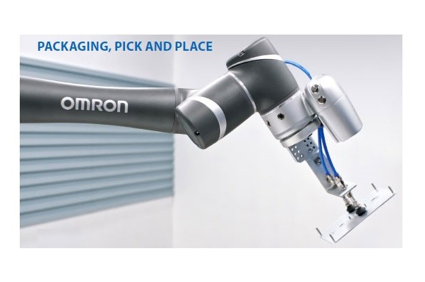 Omron releases new Collaborative Robot that automates repetitive tasks and enhances human-machine collaboration
