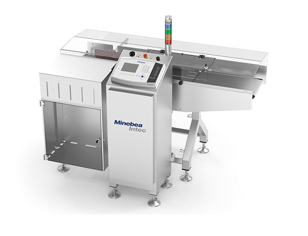 Minebea Intec Essentus: the affordable Checkweigher for versatile applications