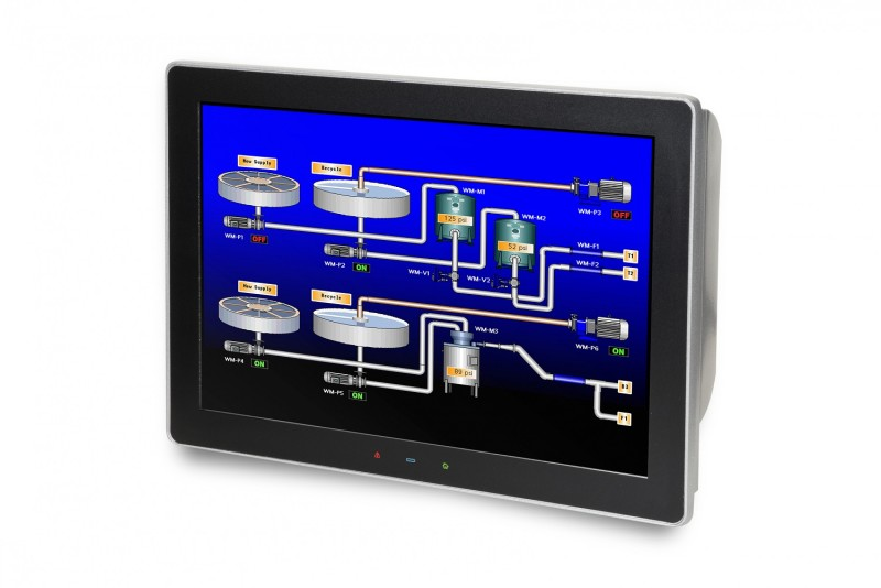 A bigger and brighter addition to the Graphite® HMI Series from Red Lion