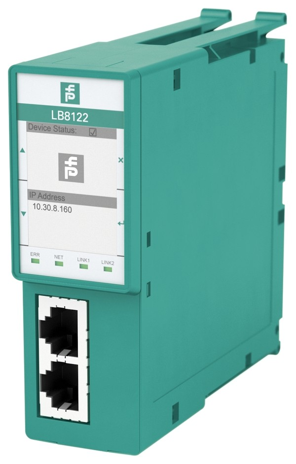 PROFINET Gateway Seamlessly Integrates Device and Process Data