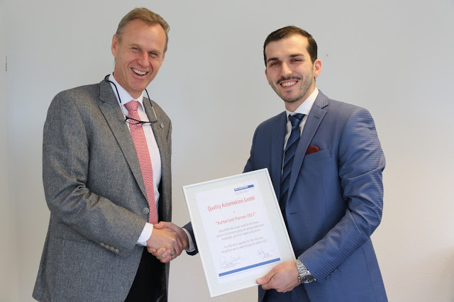 Quality Automation and KOLLMORGEN enter into a Partnership