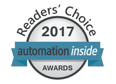 Automation Inside Readers' Choice Awards 2017 - Winners have been announced!