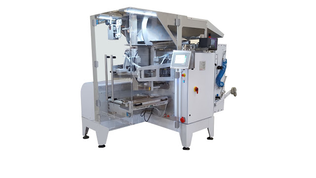 Hayssen's New DoyZip 380 produces complete range of Bag formats