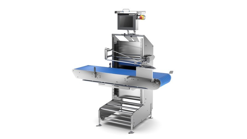 Highly Flexible and Easy to Clean: The CWRmaxx Checkweigher from Bizerba
