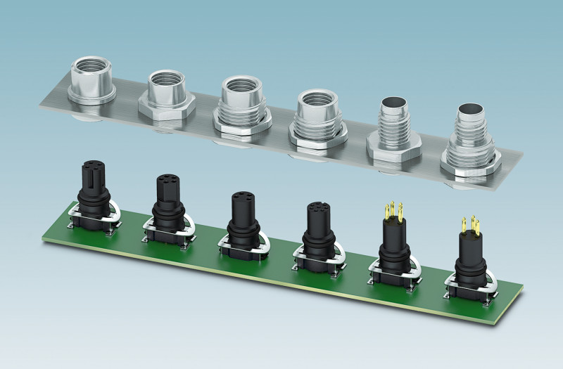 Phoenix Contact - Data connectors for Ethernet and Profinet
