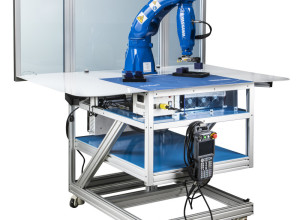 EduCart: Next-Generation Fenceless Robotic Training Program