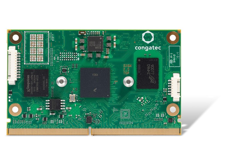 New congatec SMARC module with Arm based NXP i.MX 8M Nano processor