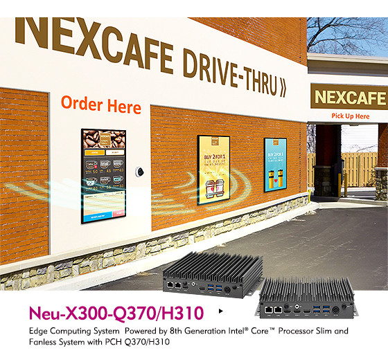 Reach Your Business' Next Peak with the Neu-X300 from NEXCOM