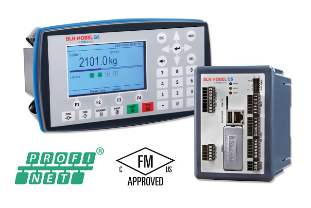 BLH Nobel Announces PROFINET Support, FM Approvals, and New Language Features for Industry Best-Selling G5 Series Measurement Amplifiers