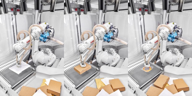 ABB and Covariant Partner to Deploy Integrated AI Robotic Solutions