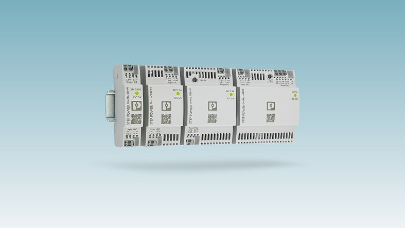 Phoenix Contact's New Power Supplies for Building Automation