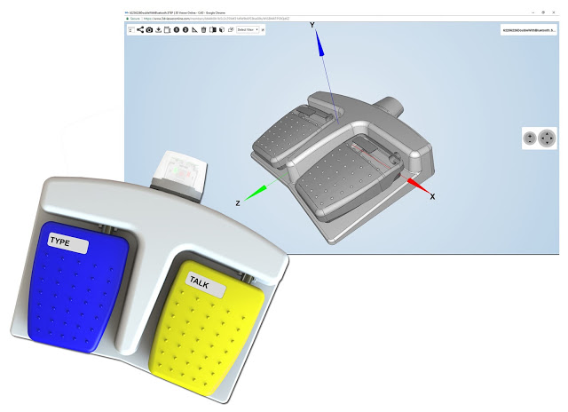 Herga Technology adds downloadable CAD files and 3D Viewer to Website