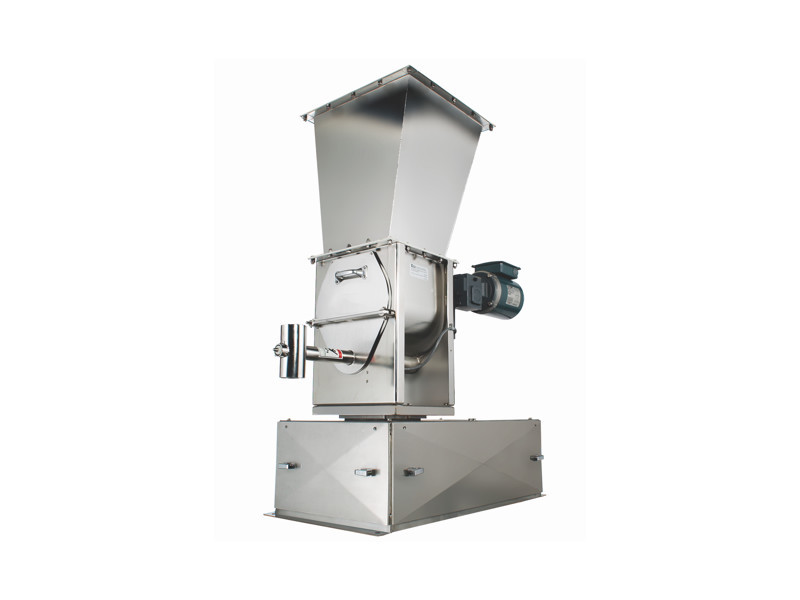 Thayer Scale-Hyer Industries Gravimetric Feeder for Powder Flow Control