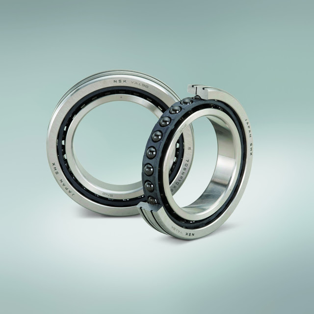 Angular Contact Ball Bearings - ROBUST Series of Ultra high-Speed ACBB