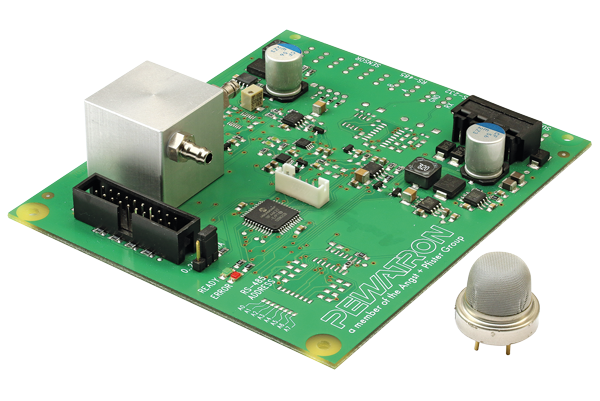 Oxygen sensing OEM modules with high signal output stability and long operational lifetime