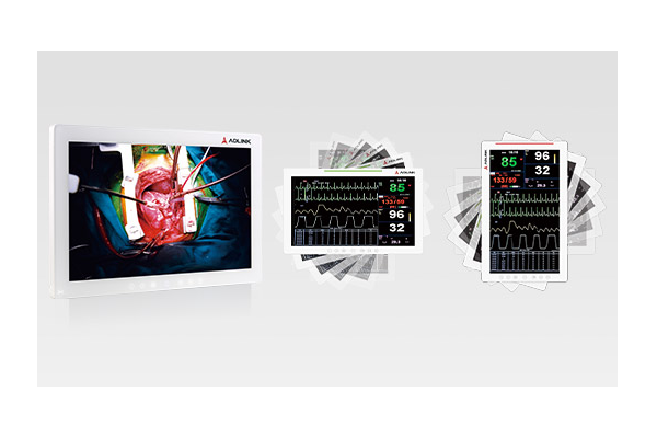 ADLINK Launches the MLC 8 Series, a New Generation of All-in-One Medical Computers
