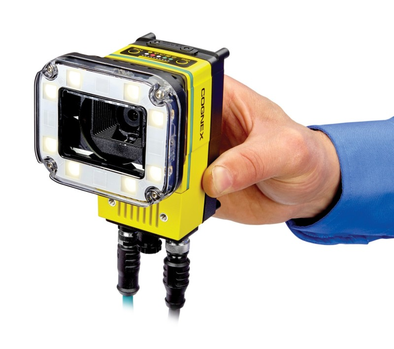 Cognex Introduces World's First Industrial Smart Camera Powered by Deep Learning
