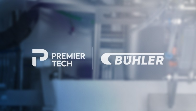 Premier Tech and Bühler joint venture evolves into a global partnership