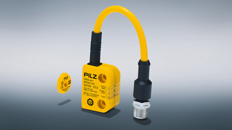 Pilz' New Actuator for a new dimension in safety