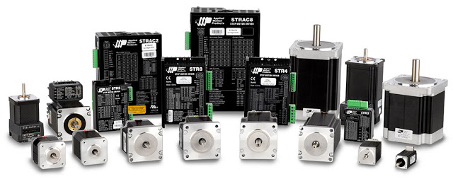 Applied Motion Products' New AC Powered Stepper Drives - STRAC