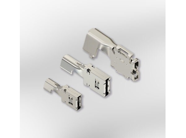 TE Connectivity's New PCON Terminals for High-Voltage Touch Safe Interconnection Systems