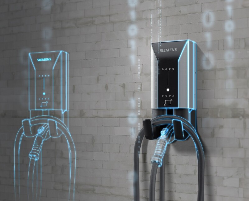Siemens eMobility Launches Next Generation of Efficient Electric Vehicle Chargers