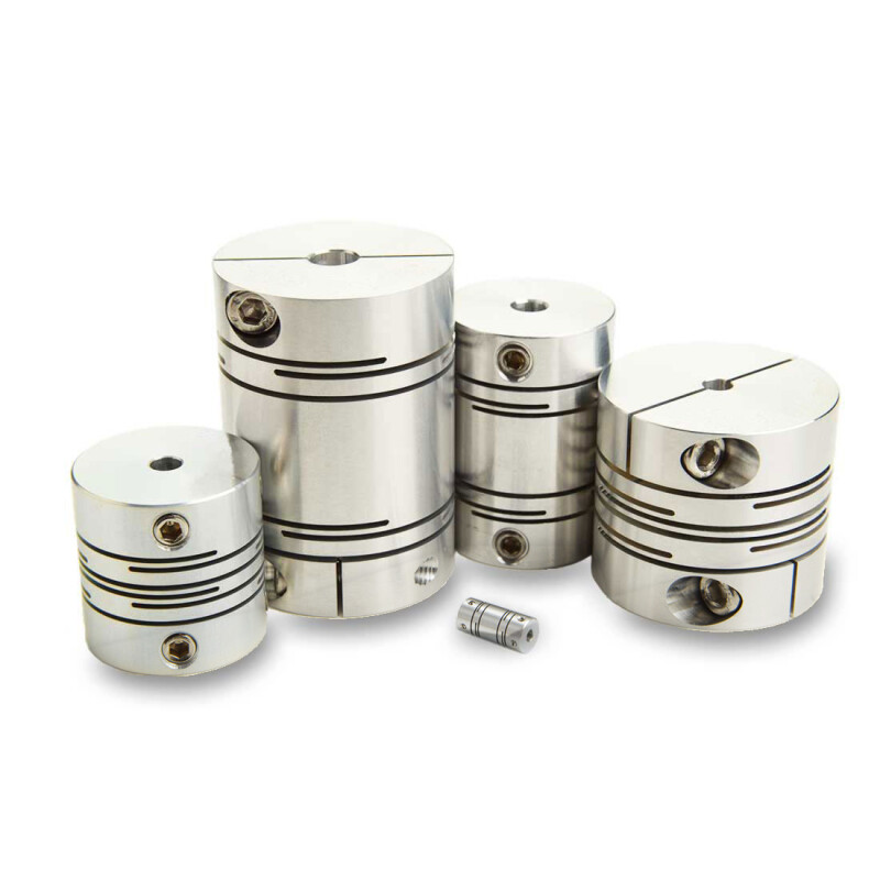 New from Ruland: Slit Couplings