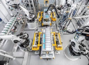 KUKA Supplies System for Assembly of Battery Systems