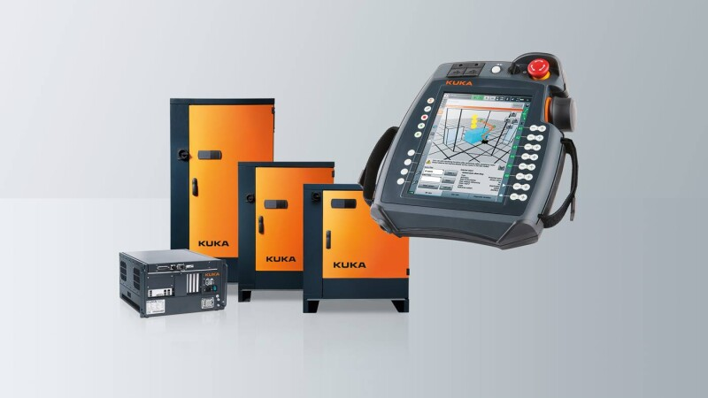 Secure your production for the long term with the new KR C4 upgrade packages from KUKA