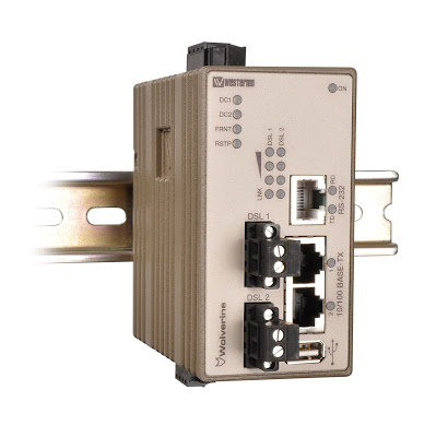 Westermo Ethernet Line Extenders enable resilient networks using existing cable infrastructure