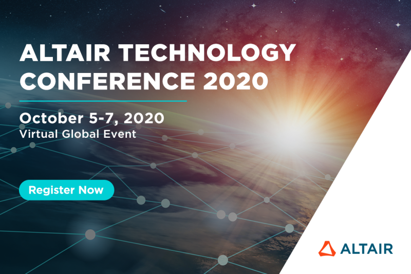 "Altair Announces 2020 Global Technology Conference to Explore ""The Future Of…"""