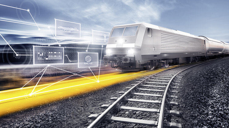 Digitisation for railway technology - Get on track for Rail 4.0