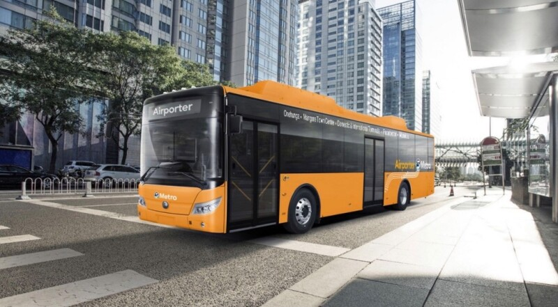 Siemens supports New Zealand's low carbon future with ebus charging infrastructure