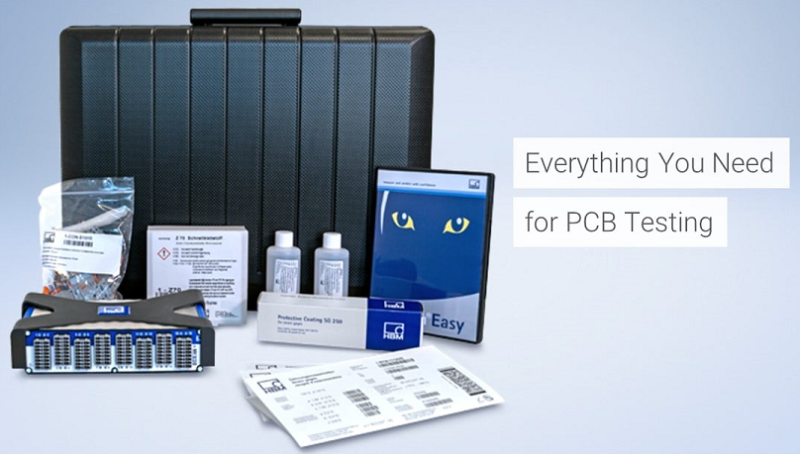 HBK launches PCB Test Kit in compliance with IPC/JEDEC 9704